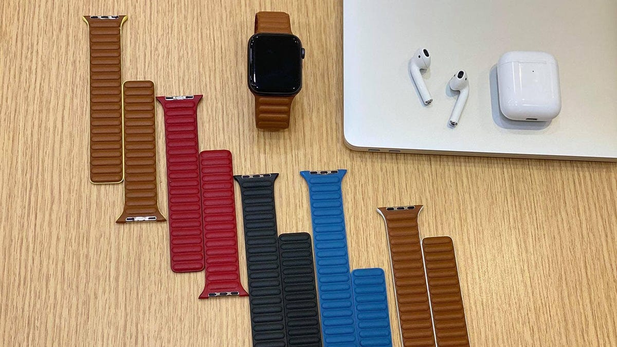 Enough With the Ugly Apple Watch Bands