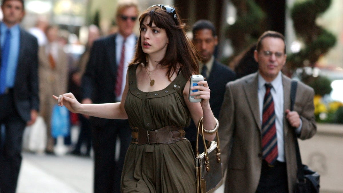 Will The Devil Wears Prada musical include odes to cerulean blue and being a size 6?