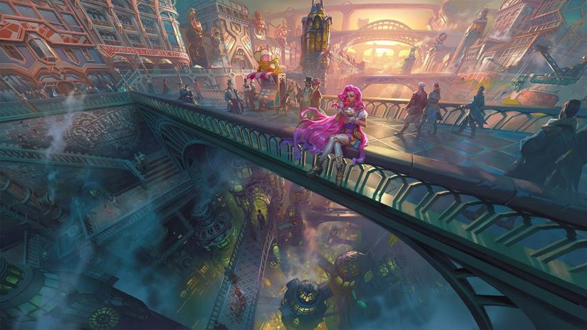 Riot Casually Announces League Of Legends MMO