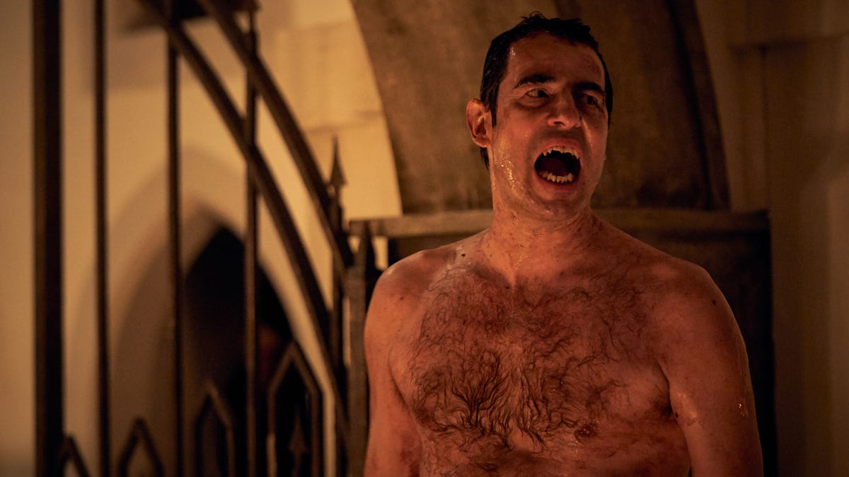 Steven Moffat's Dracula Was Like Good Sex That Got Bad Real Fast