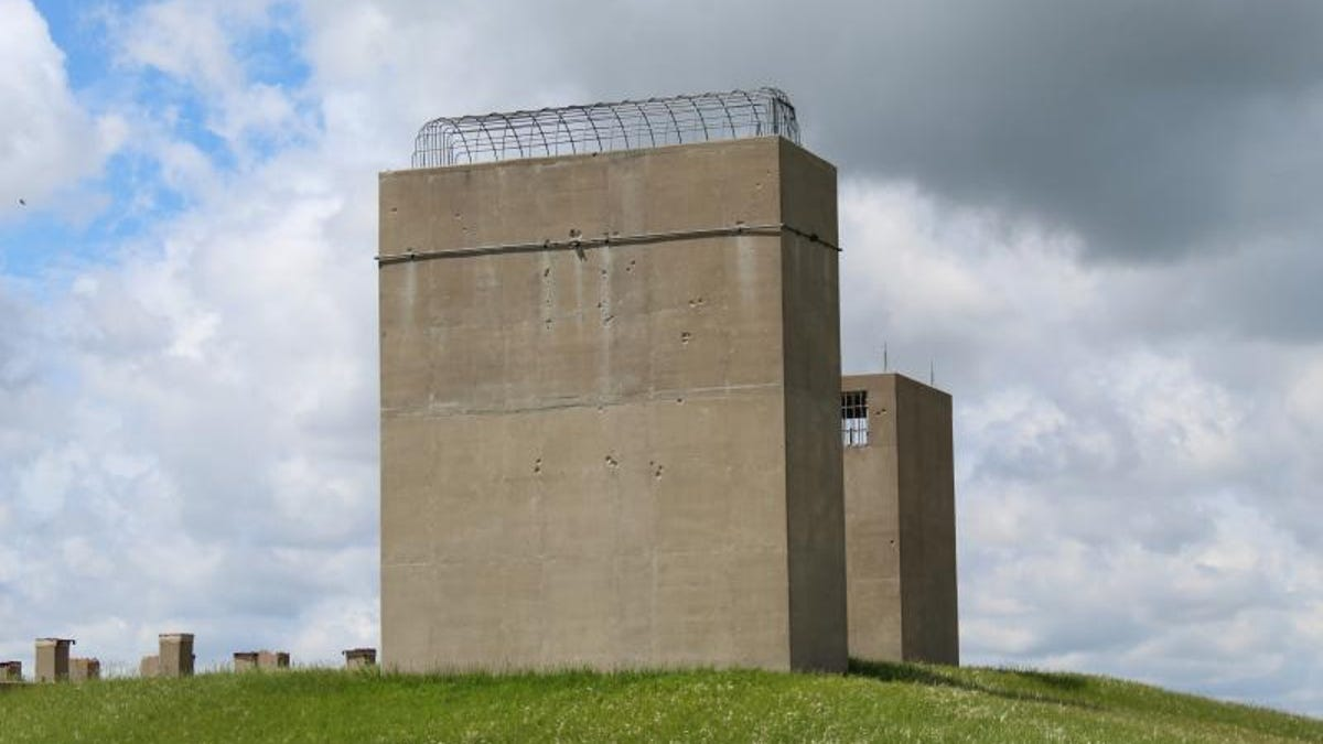 Se vende: bunker y silo de misiles de la Guerra Fría para huir de 2020