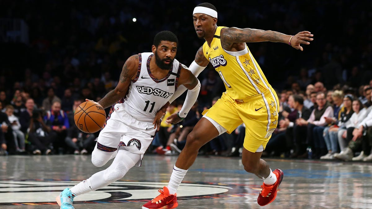 Is silence golden? Kyrie Irving about to find out after letting statement do the talking for him