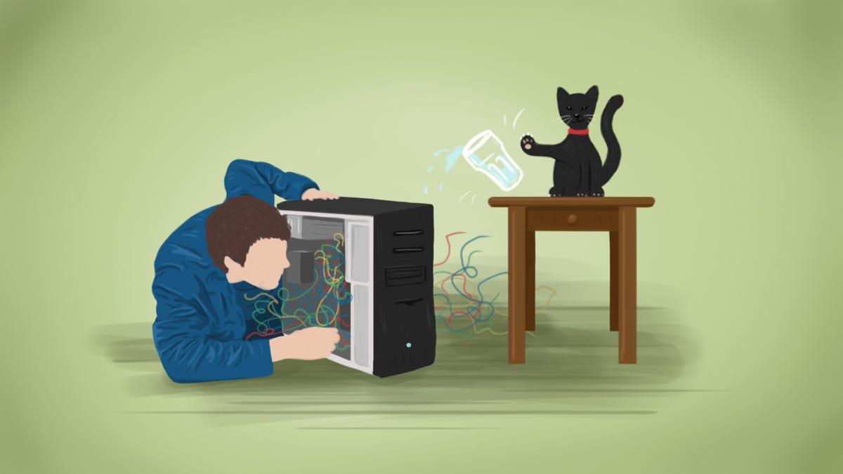 Your Worst Computer Building Horror Stories