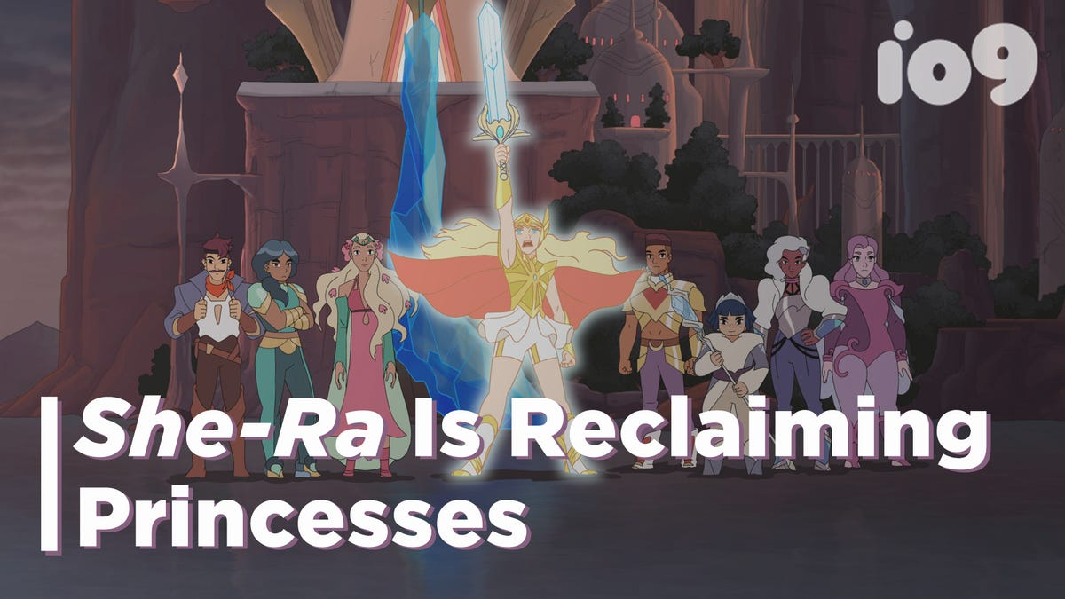 She-Ra and the Princesses of Power's Team Share the Importance of Equality in Etheria