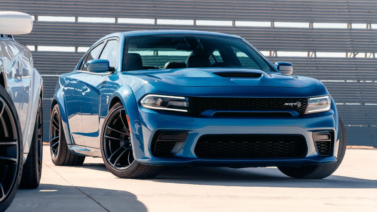 The 2020 Dodge Charger Srt Hellcat Widebody Will Start At
