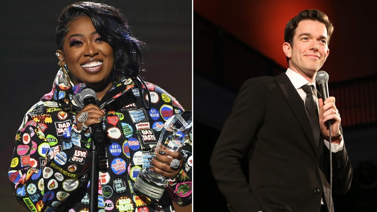 Missy Elliott, John Mulaney to star in Cinderella movie we have to see