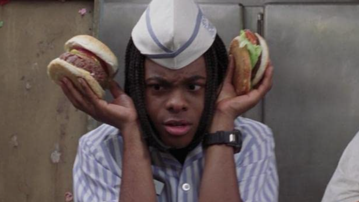 Welcome To Good Burger, Home Of The Good Burger