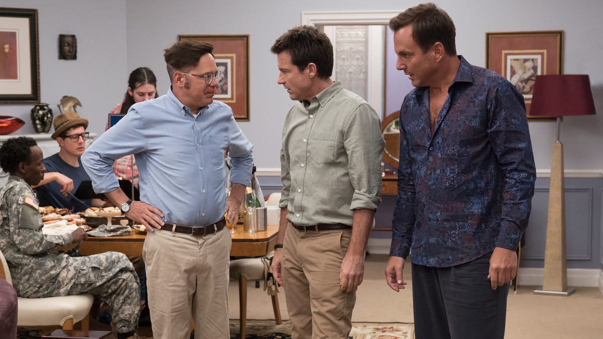 It sounds like filming the new season of Arrested Development was a total mess