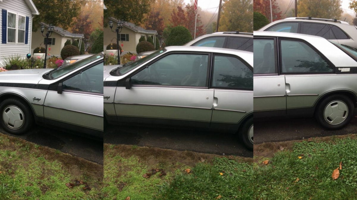 At $9,000, Will This Rare 1985 Renault Fuego Set The World On Fire?