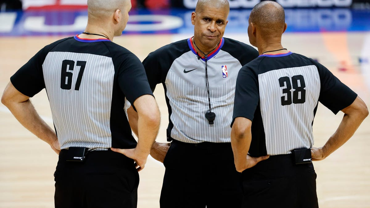 NBA referees calling games softer than two-ply toilet tissue on a cotton pillow - deadspin