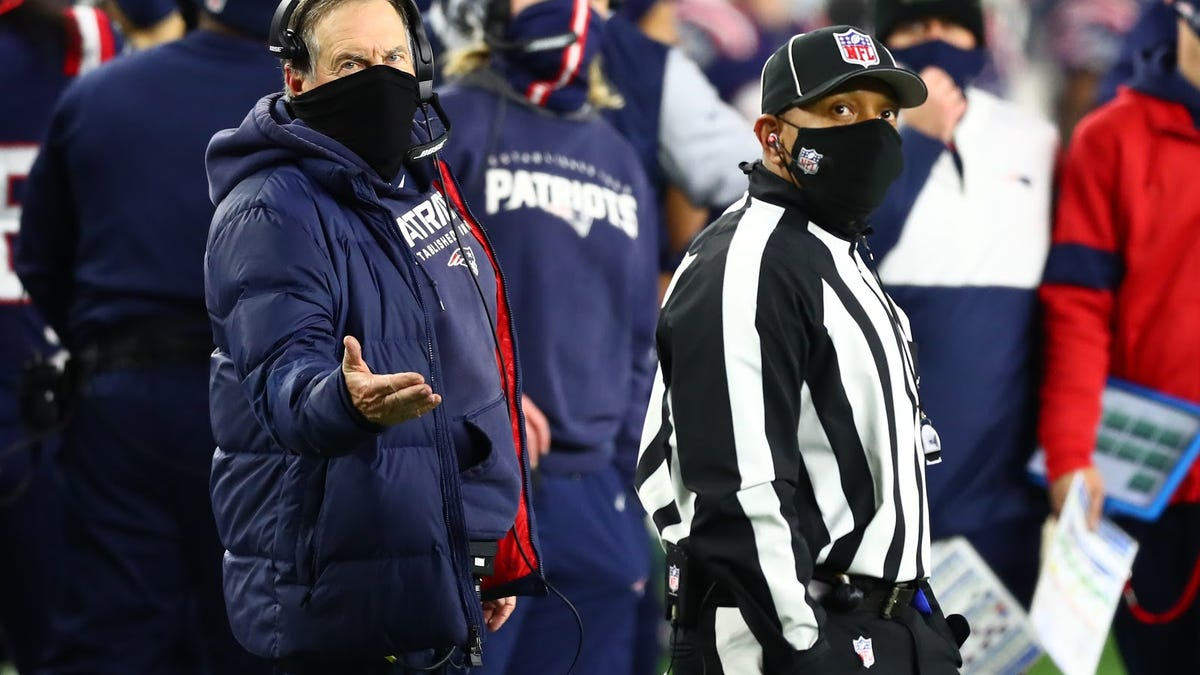 Patriots are on to losing, and Bill Belichick has no idea how to do that anymore