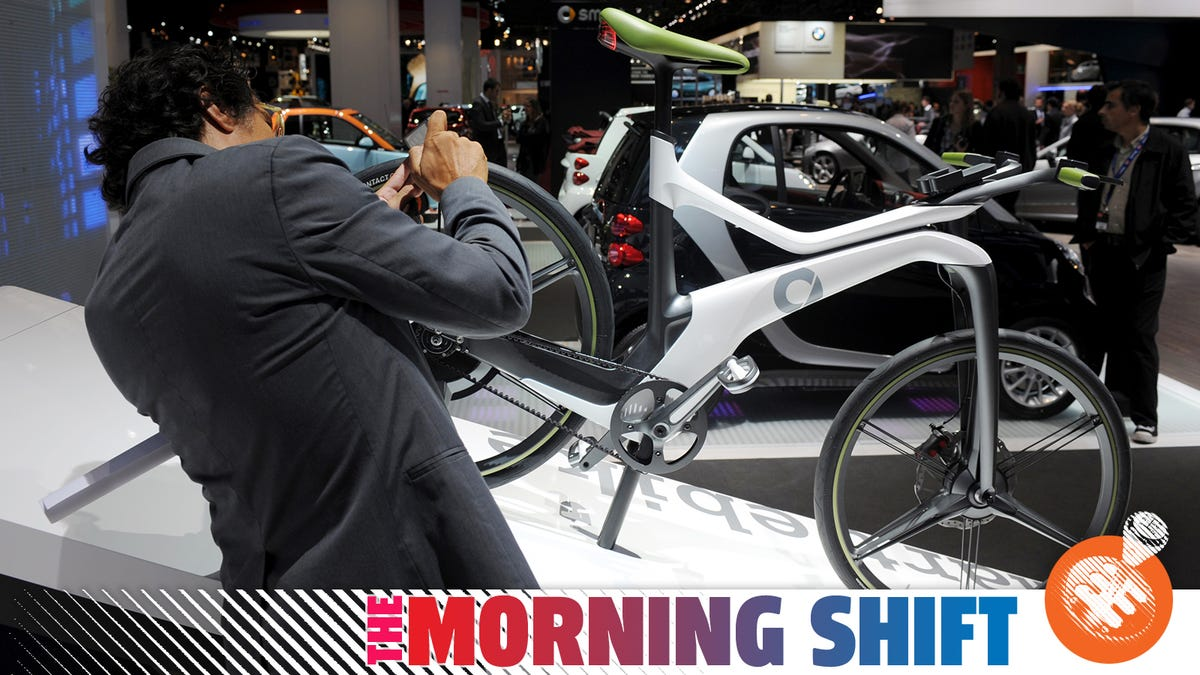 France Will Give You Almost $3,000 For An E-Bike With One Stupid Catch