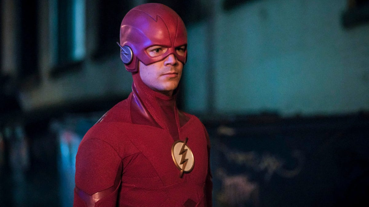 CW's The Flash reportedly pauses production due to positive COVID case... image