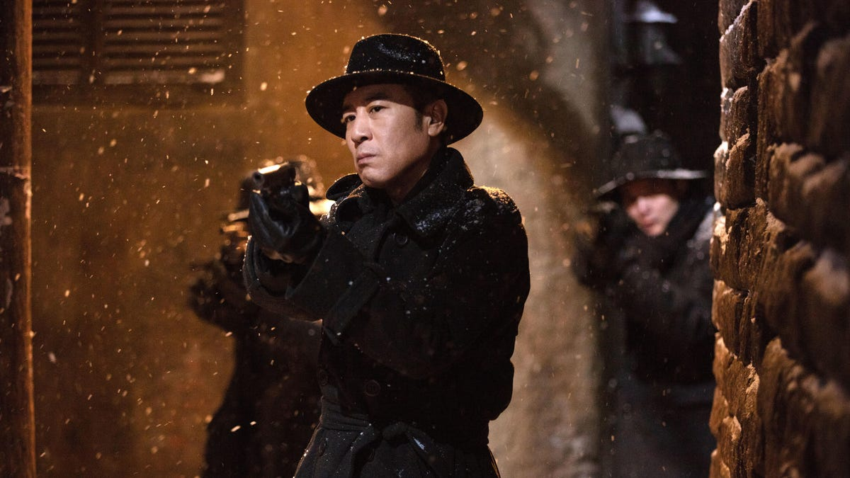 Zhang Yimou misplaces the suspense in the spy games of Cliff Walkers