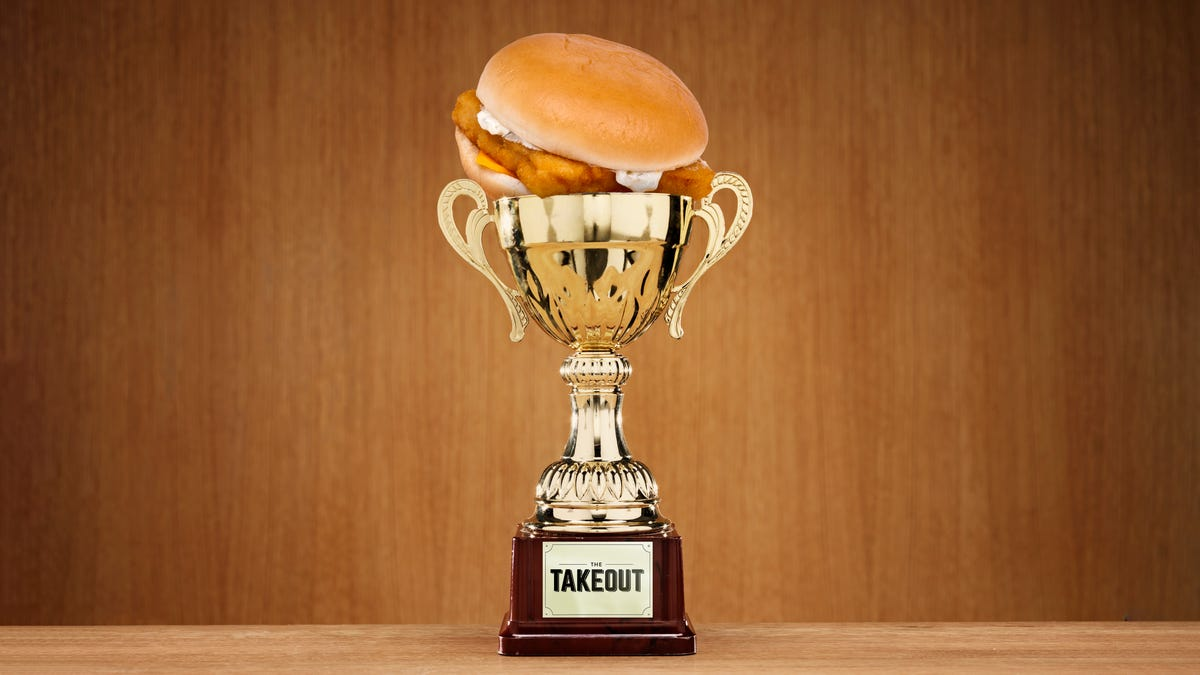 Taste Testing The Best of The Best Fast Food Restaurants