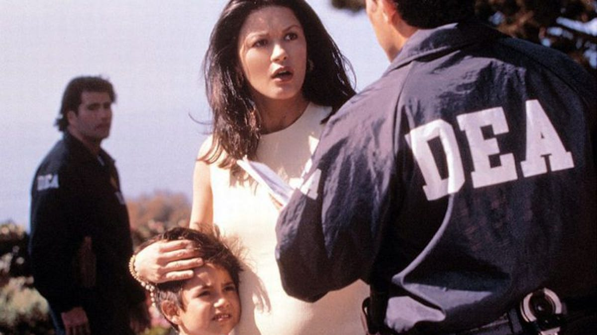 Catherine Zeta-Jones will play a real-life drug lord in The Godmother