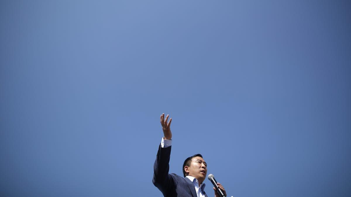 Andrew Yang: Still Dangerous