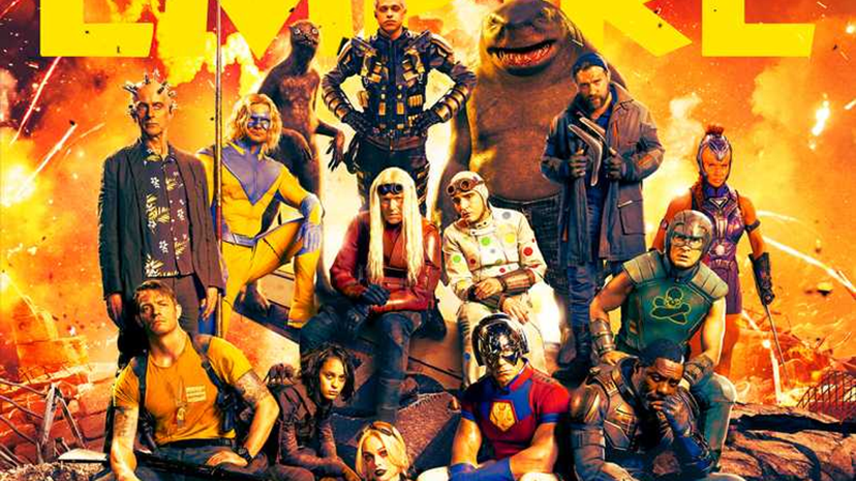 New The Suicide Squad Look Is a Veritable 'Tag Yourself' of DC Misfits