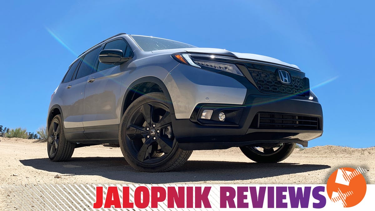 The 2019 Honda Passport Is A Solid Casual Adventure Suv