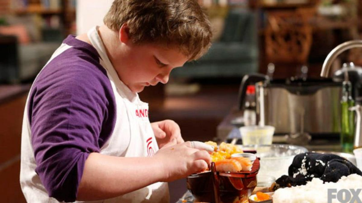 "TV Club: MasterChef Junior: ""Raw Talent"""