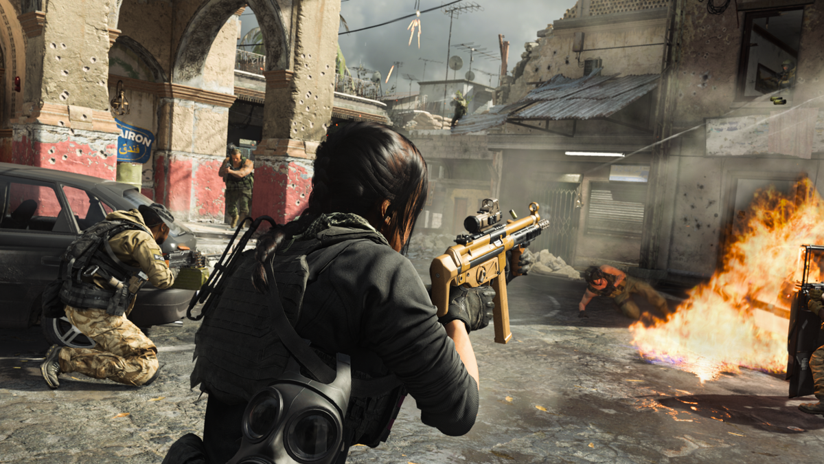 Modern Warfare Will Show You Your Kill-Death Ratio For $20
