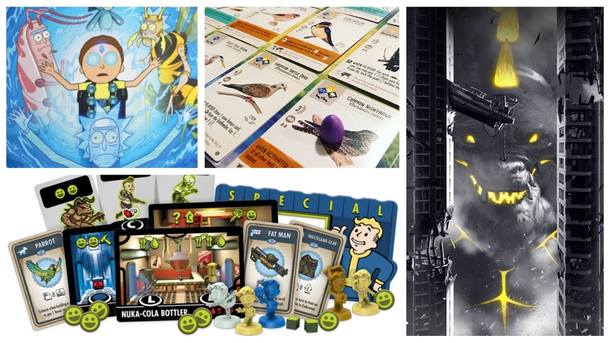 Wingspan Expands, Magic: The Gathering Enters the Hall of Fame, and More in Tabletop News