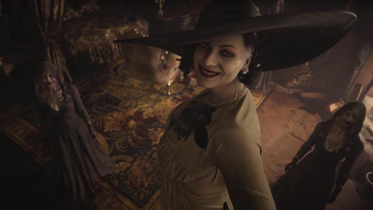 Capcom shares new details about Resident Evil's Lady Dimitrescu