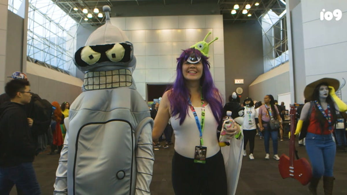 All the Bewitching Cosplay from New York Comic Con 2019, Days 1 and 2