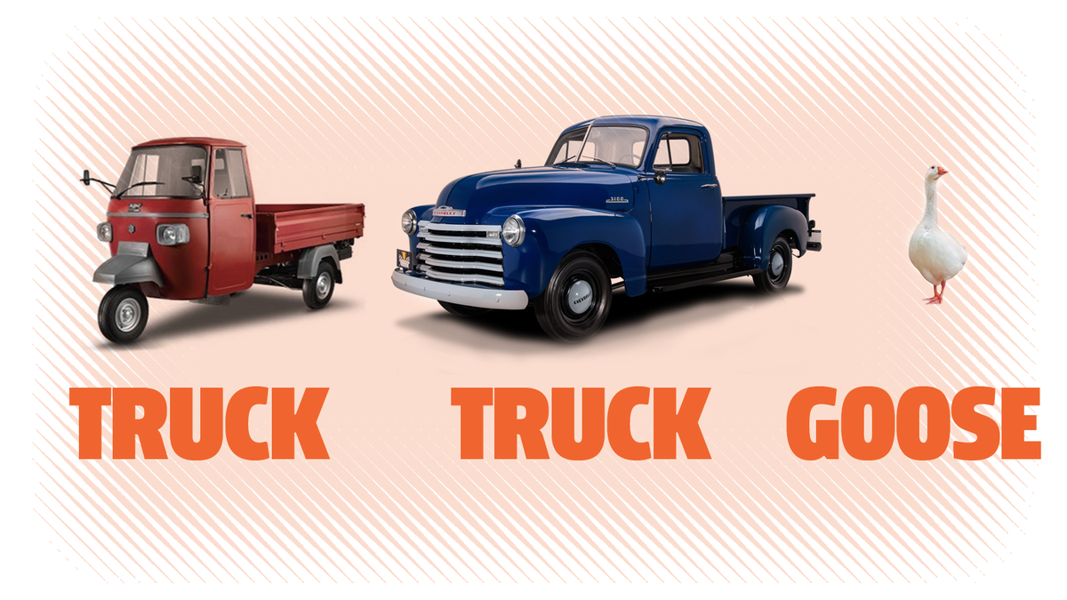 This Is What Makes A Truck A Truck