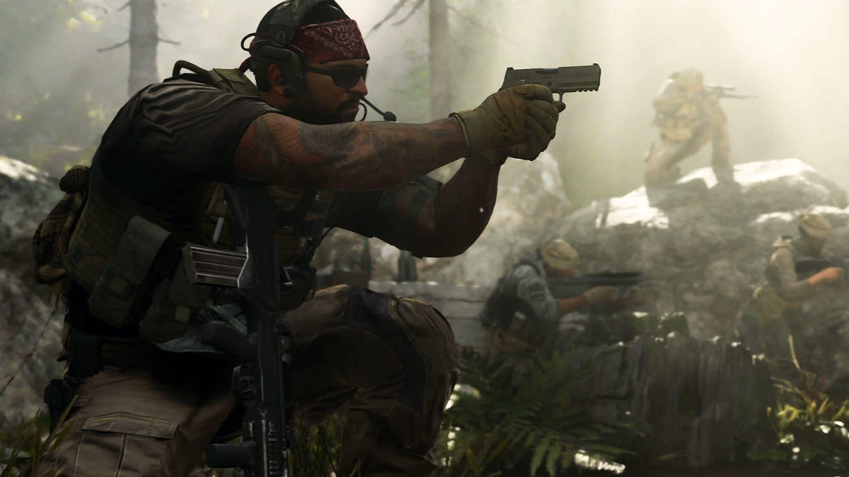 With the new Modern Warfare, Call Of Duty gives into fear