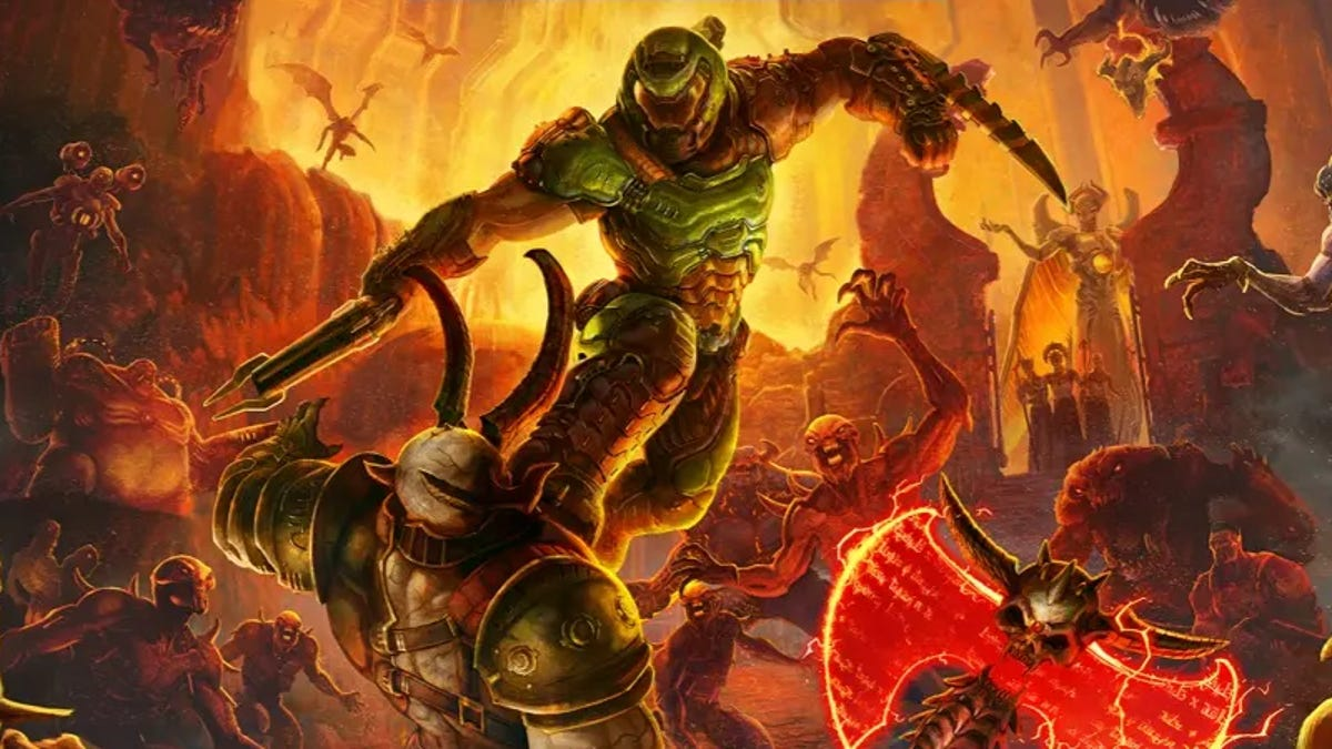 Doom Eternal Director Has 'Put A Lot Of Thought' Into Making A Female Doom Slayer