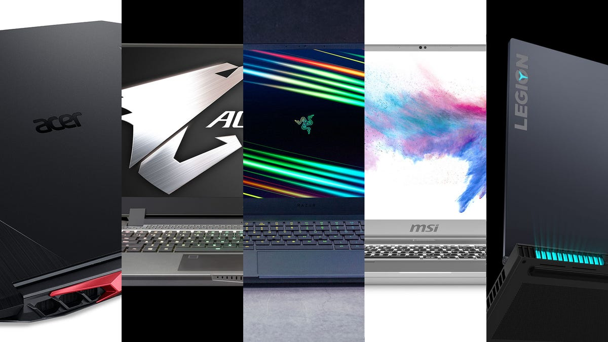 All the Laptops Packing the New CPUs and GPUs from Intel and Nvidia to Drool Over Right Now
