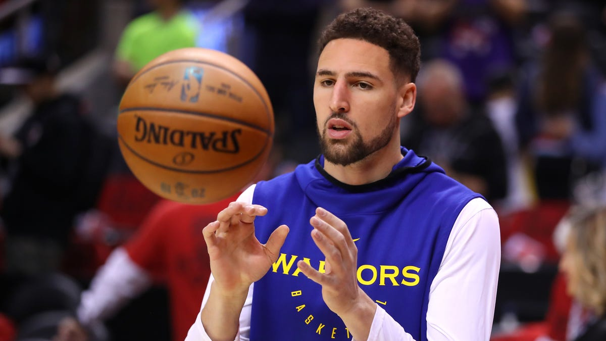 More 2020 things that suck: Klay Thompson out for the season