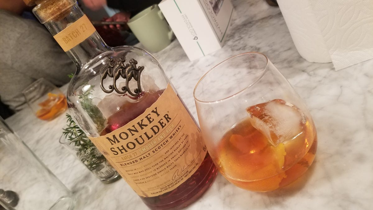 Make Old Fashioneds by the Bottle Rather Than the Glass
