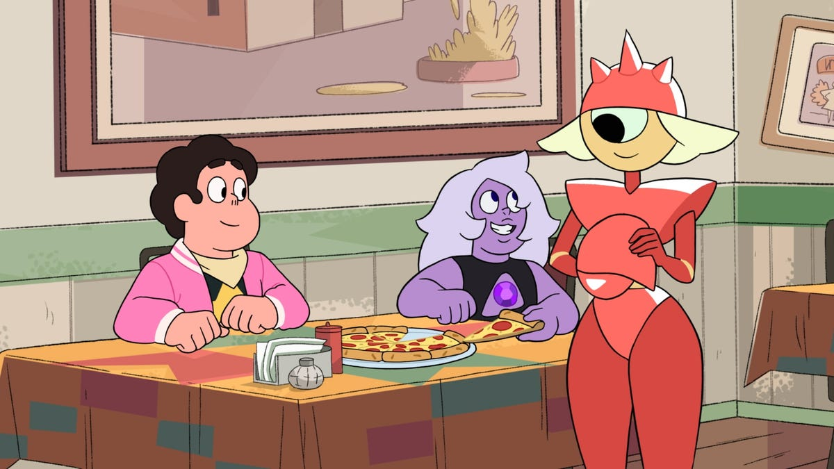 Steven Universe Future sees Steven finally grappling with his darkness