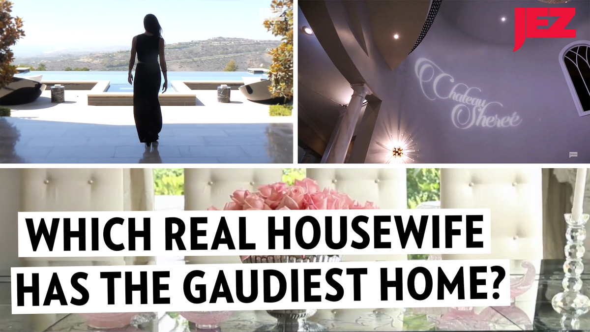People in Tacky Houses Shouldn't Throw Shade: Ranking the Real Housewives' Real Estate
