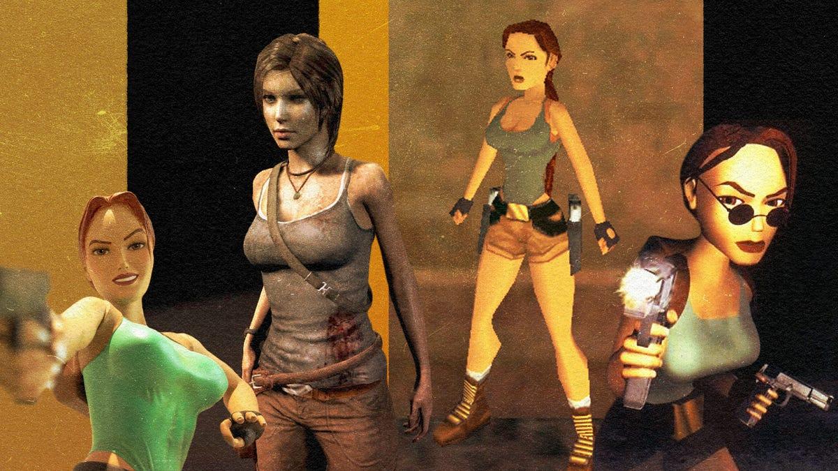 Tomb Raider's Lara Croft has become gaming's forgotten superhero