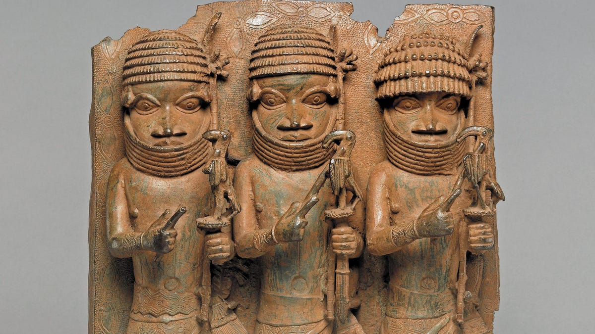 You Can Now View 4 Million Items in the British Museum's Online Collection