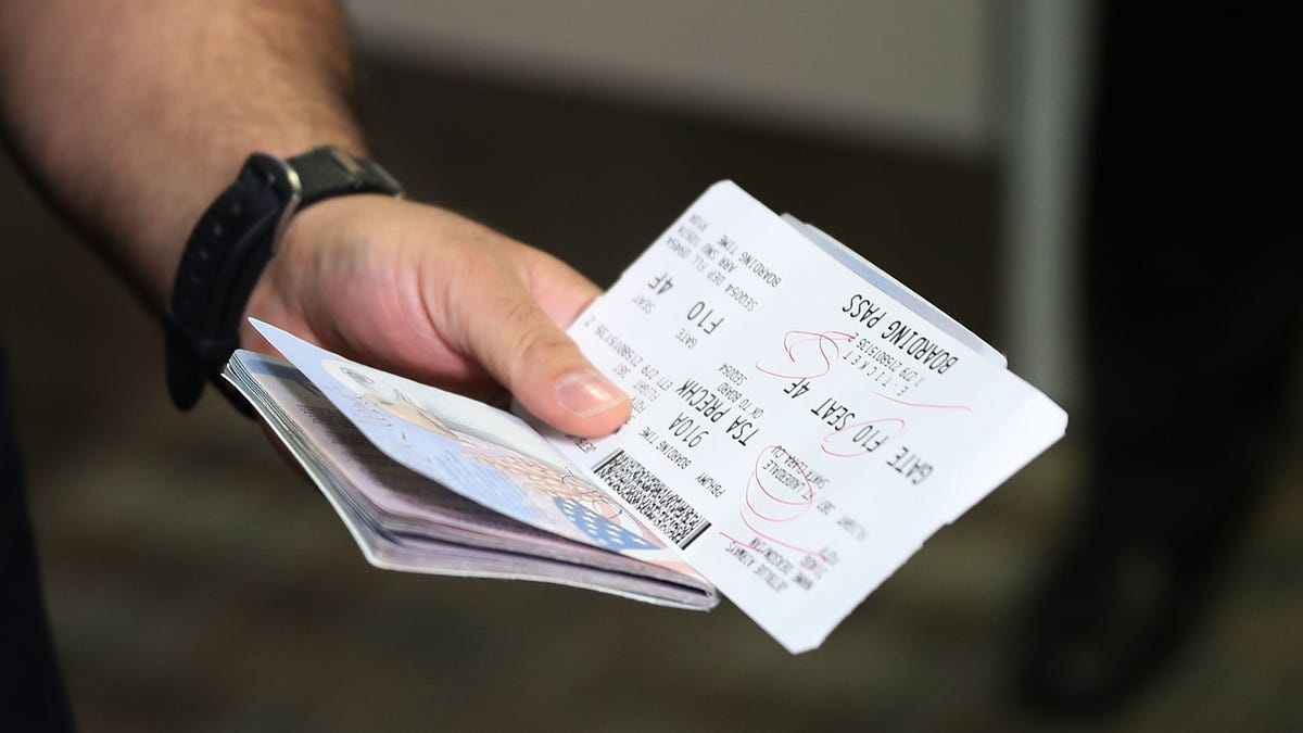 Before You Travel Overseas, Make Sure Your Passport Has Blank Pages