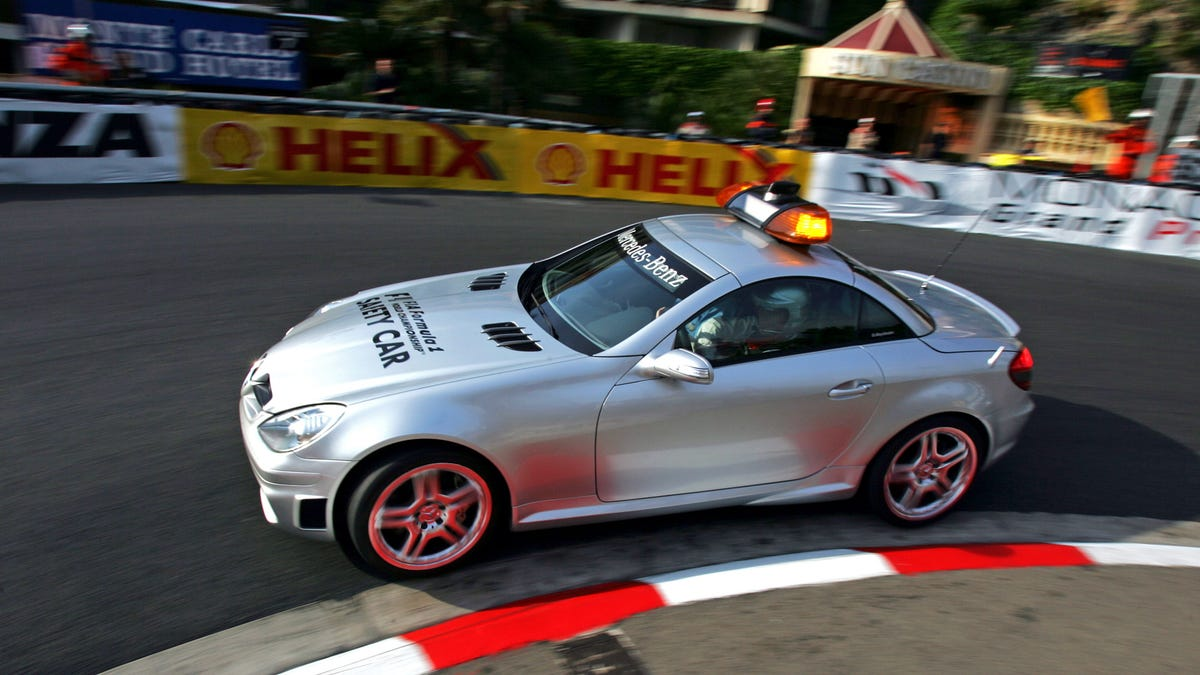Aston Martin's Rumored Addition To F1's Safety Car Crew Signals The End Of An Era