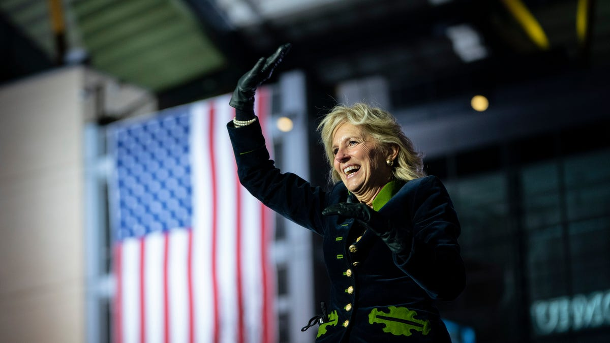 Jill Biden Will Be the First FLOTUS to Have a Full-Time Job