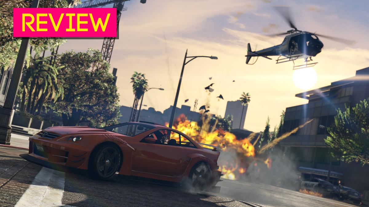 Grand Theft Auto Online: The Kotaku Review - Kotaku thumbnail