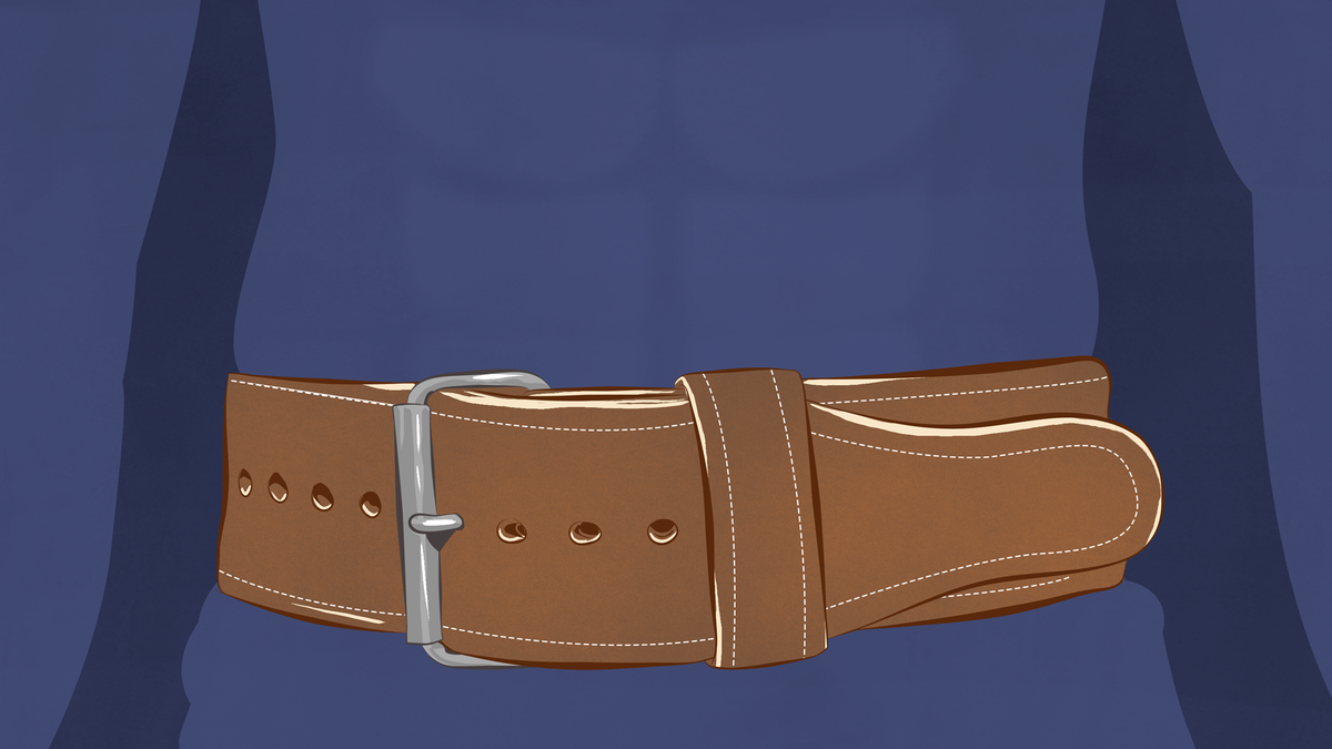 When Weightlifting Belts Are Necessary, and When They're for Show