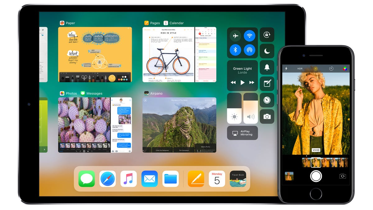 iOS 11: All the Cool New Features Coming to Your iPhone and iPad