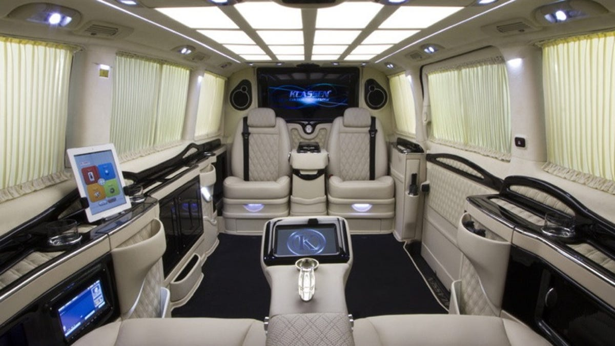 What Is Uber Lux >> The Klassen Viano Is An Uber Lux Mercedes Private Jet For