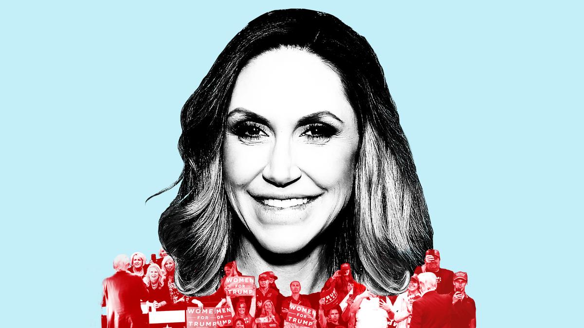 The Dangerous, 'Relatable' Appeal of Lara Trump