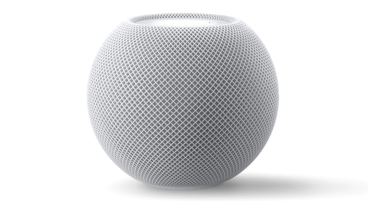 The HomePod Mini Is Here and Hey, It's Real Small and Round!