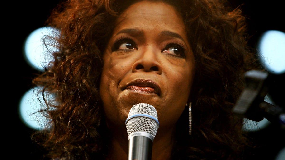 Oprah's Blackest Moments Immature Romeo Eye Patch