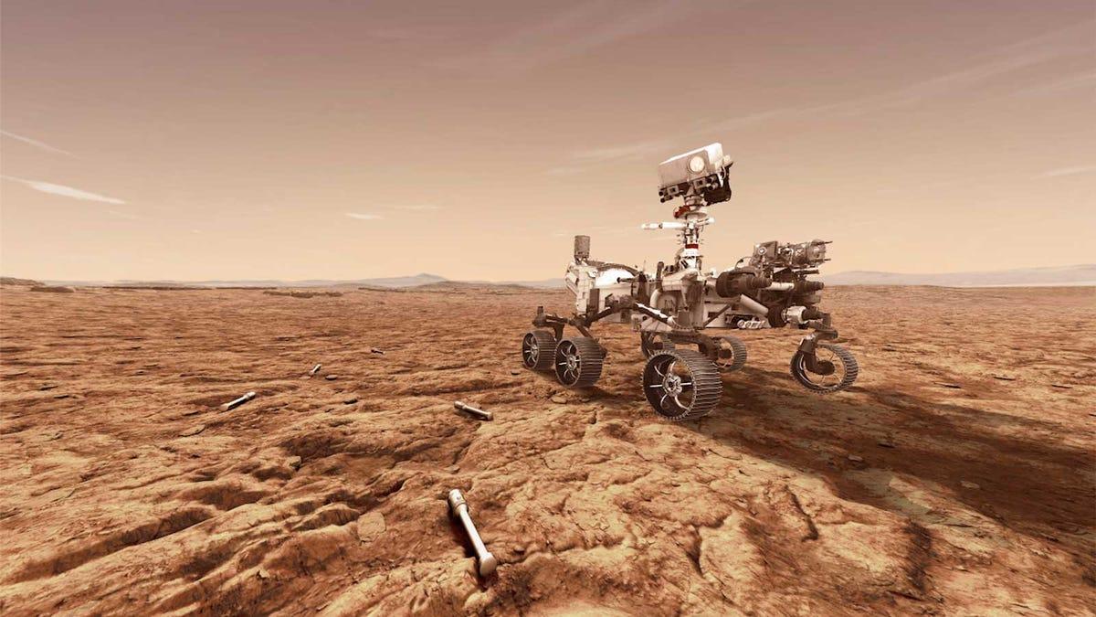 La NASA solicita financiación para traer de vuelta muestras de Marte a la Tierra