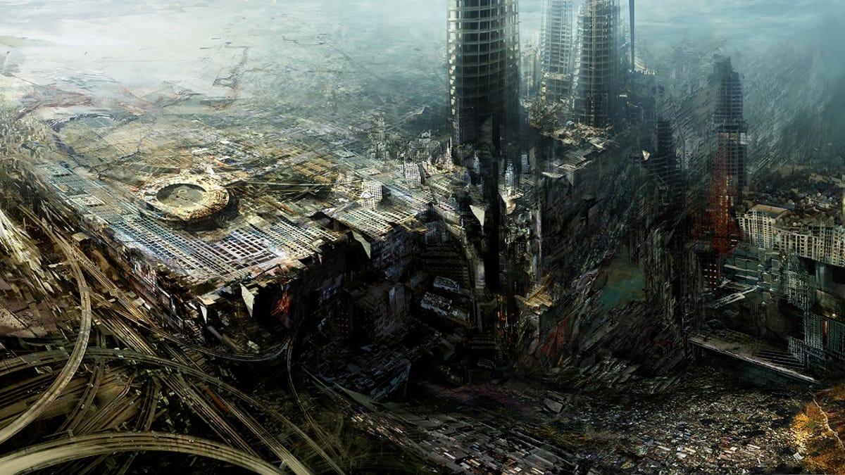 City Capital 5e Art Concepts